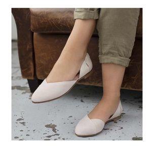 Women Toms Flats